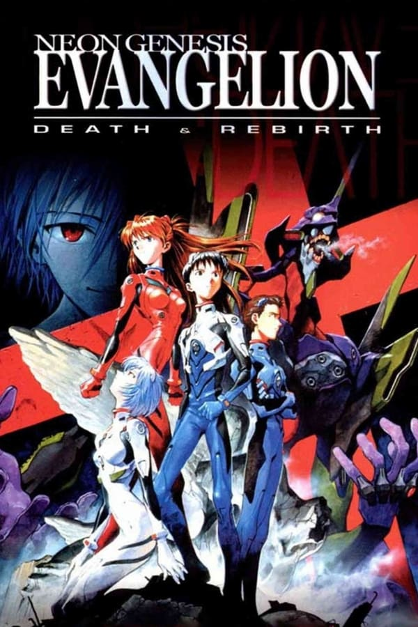 Baixar Neon Genesis Evangelion: Morte e Renascimento (1998) Dublado via Torrent