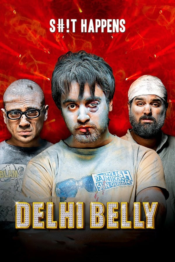 Delhi Belly  (2011) Hindi | x264 Web-rip | 720p | 480p | Download | Watch Online | GDrive | Direct Links