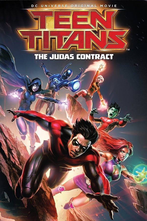 Teen Titans The Judas Contract 2017 English (Eng Subs) x264 Bluray 480p [255MB] | 720p [622MB] mkv