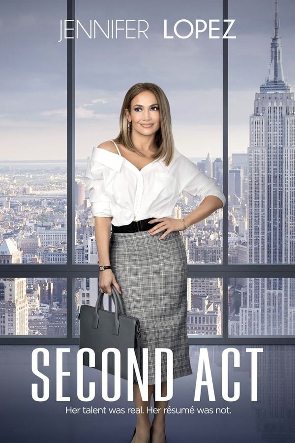 Jefa por accidente (Second Act) ()