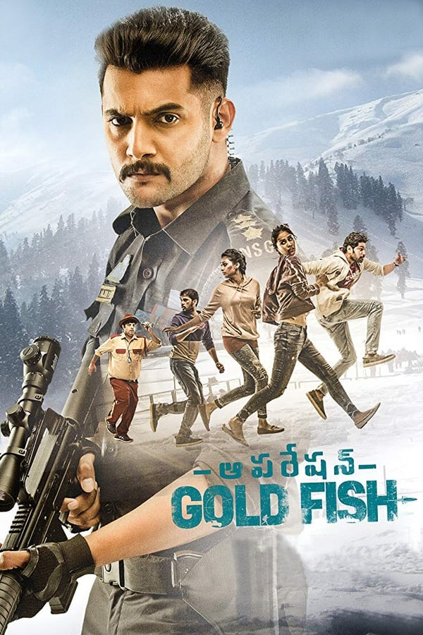 Operation Gold Fish (2019) Dual Audio [Hindi + Telugu ] | x264 WEB-DL | 1080p | 720p | 480p | Download | Watch Online | GDrive | Direct Links
