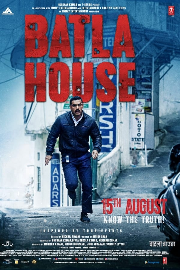 Batla House (2019) Hindi 720p HDCam | 1.46GB | Download | Watch Online | Direct Links | GDrive
