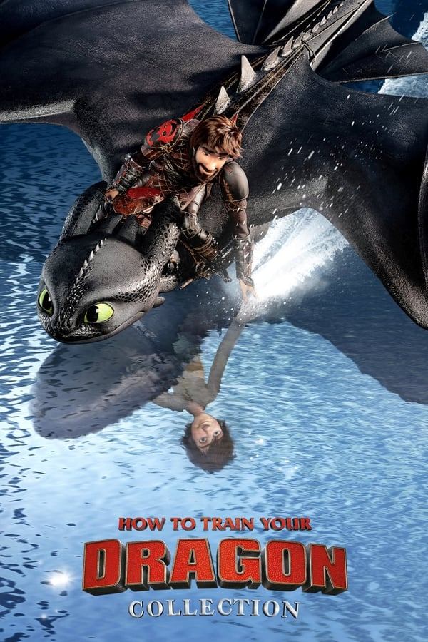 How to Train Your Dragon All Parts Collection BluRay Hindi English 300mb 480p 1GB 720p 3GB 8GB 1080p