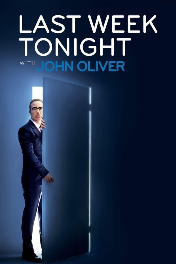 Last Week Tonight with John Oliver Season 8 (2021)