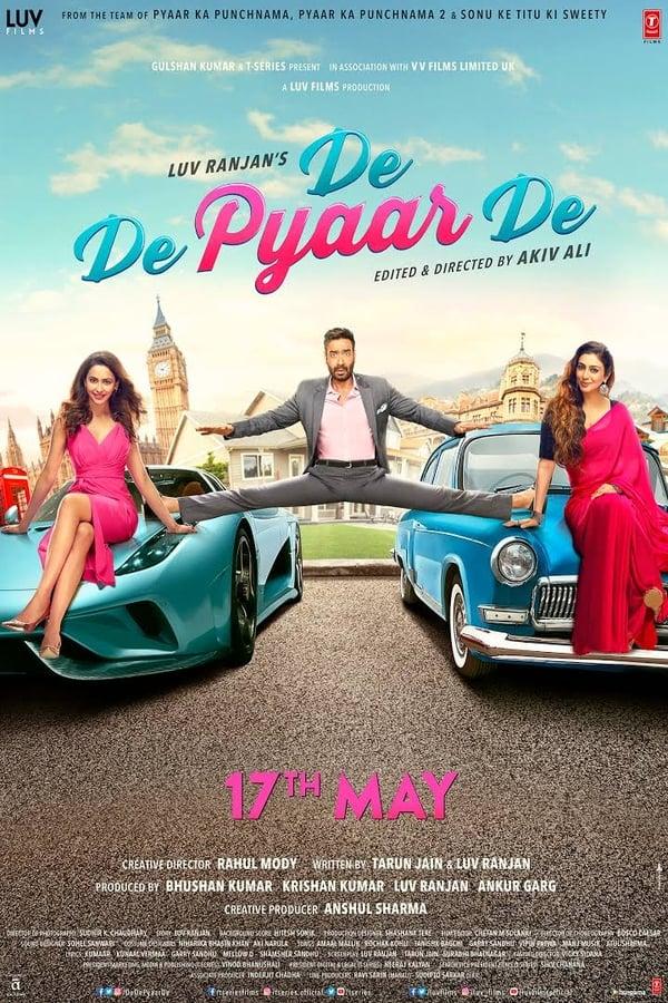 De De Pyaar De (2018) Hindi Full Movie 1080p WEB-DL | 720p | | 1.75 GB | Download | Watch Online | Direct Links | GDrive
