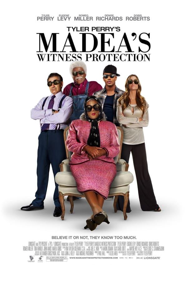 Мадеа и програмата за защита на свидетели