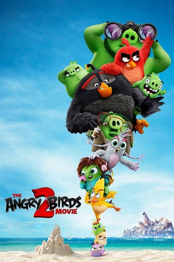 Assistir Angry Birds 2: O Filme Online