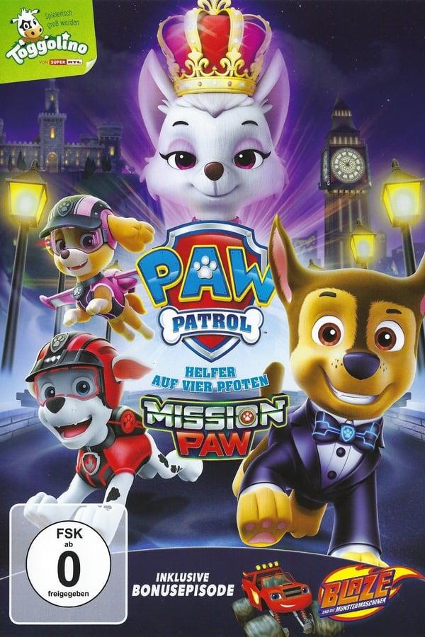 Assistir Paw Patrol: Missão Patinha Online