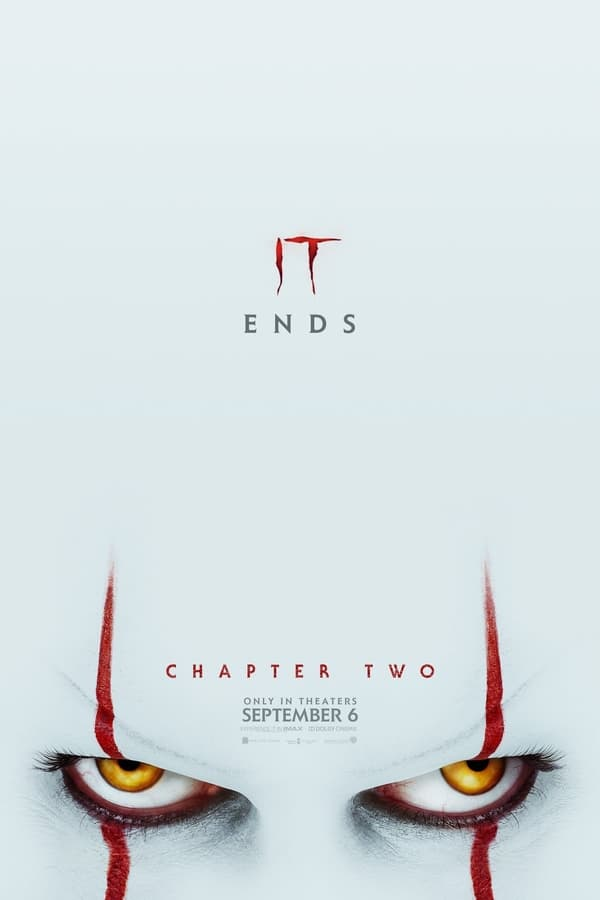 IT: Chapter 2 【2019】 Hindi 【Cleaned】 + English 【ORG】Web-DL x264