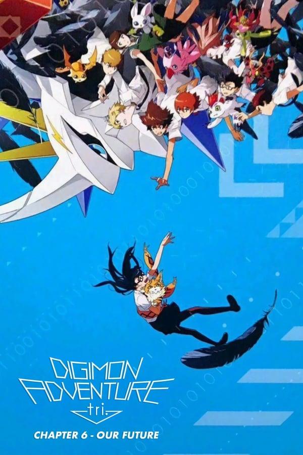 Digimon Adventure tri. 6: Bokura no Mirai Episode 2 English Subbed