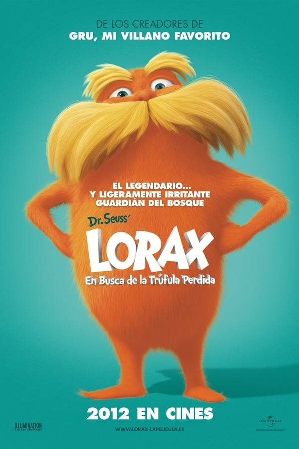 The Lorax (Lorax: En busca de la trúfula perdida)