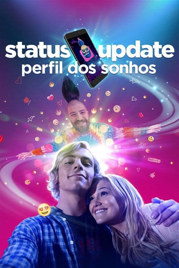 Status Update: Perfil dos Sonhos poster, capa, cartaz