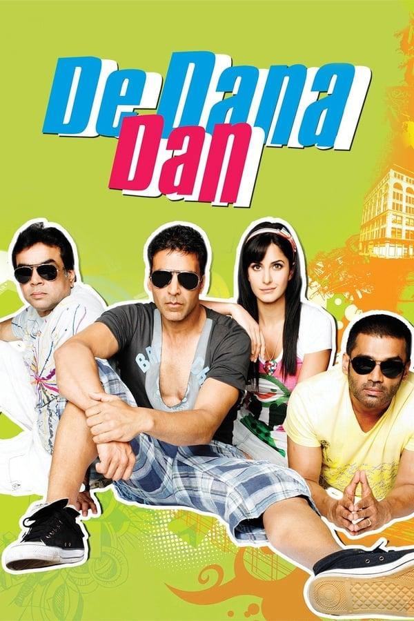 De Dana Dan (2009) Hindi | x265 10bit Blu-Ray HEVC | 1080p | 720p | 480p | Download | Watch Online | GDrive | Direct Links
