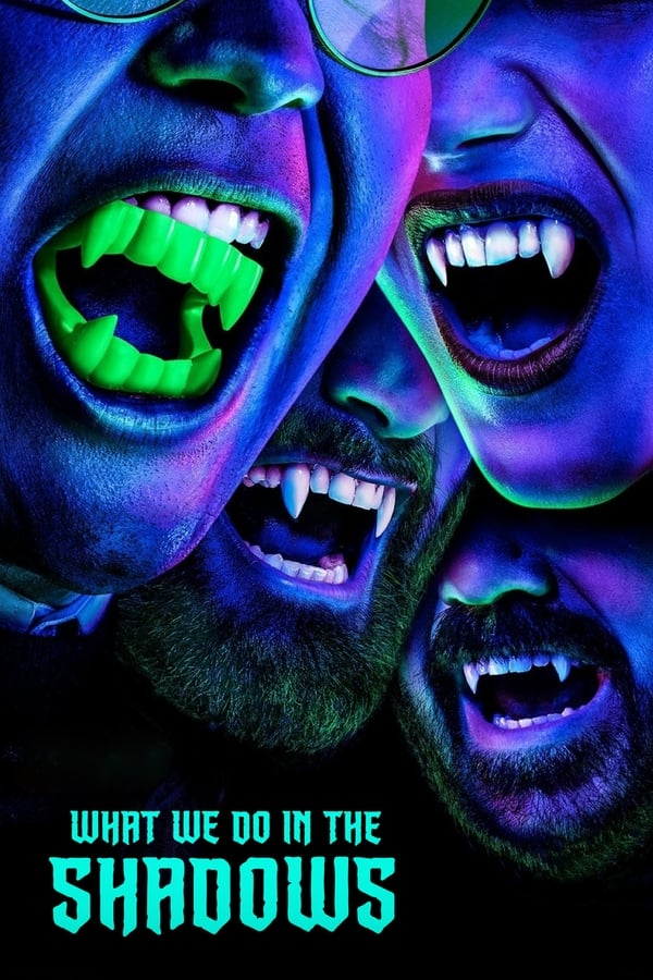 Assistir What We Do in the Shadows Online