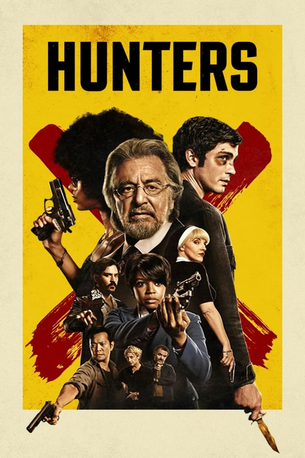 A diverse band of Nazi Hunters living in 1977 New York City discover that hundreds of high ranking Nazi officials are living among us and conspiring to create a Fourth Reich in the U.S. The eclectic team of Hunters set out on a bloody quest to bring the Nazis to justice and thwart their new genocidal plans.
