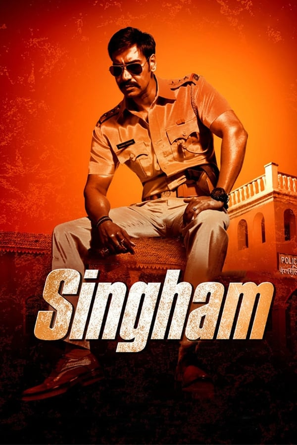 Singham (2011) Hindi | x264 Blu-Ray | 1080p | 720p | 480p | Download | Watch Online | GDrive | Direct Links