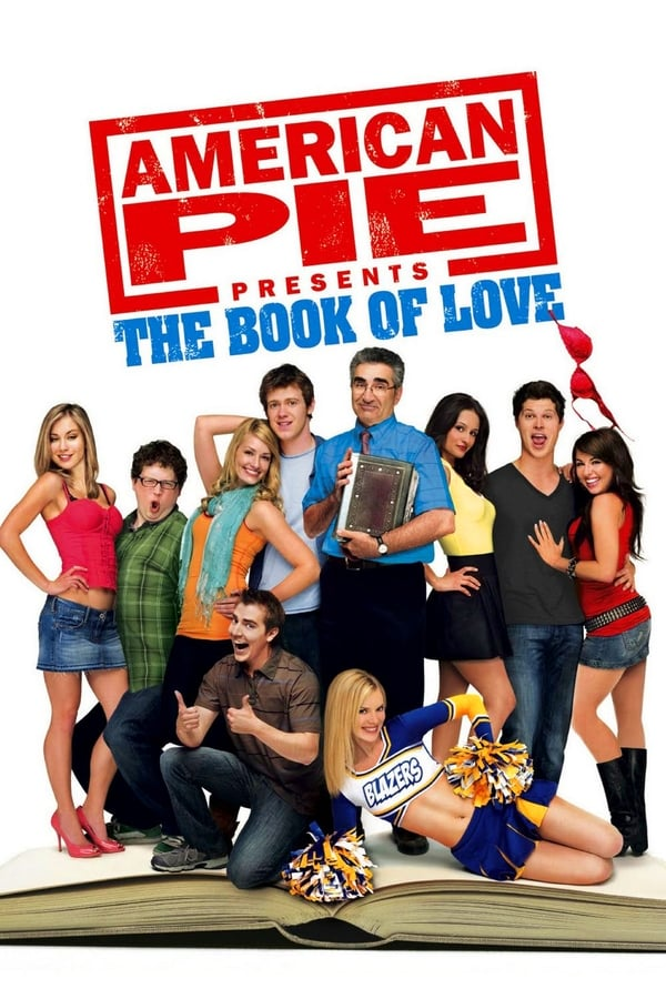 American Pie Presents: The Book of Love (2009) English Full Movie 1080p Blu-Ray | 720p | | 1.45 GB, 750 MB | Download | Watch Online | Direct Links | GDrive