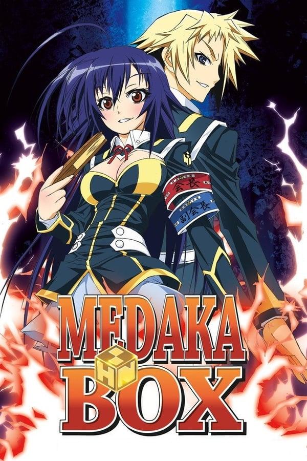 Assistir Medaka Box Online