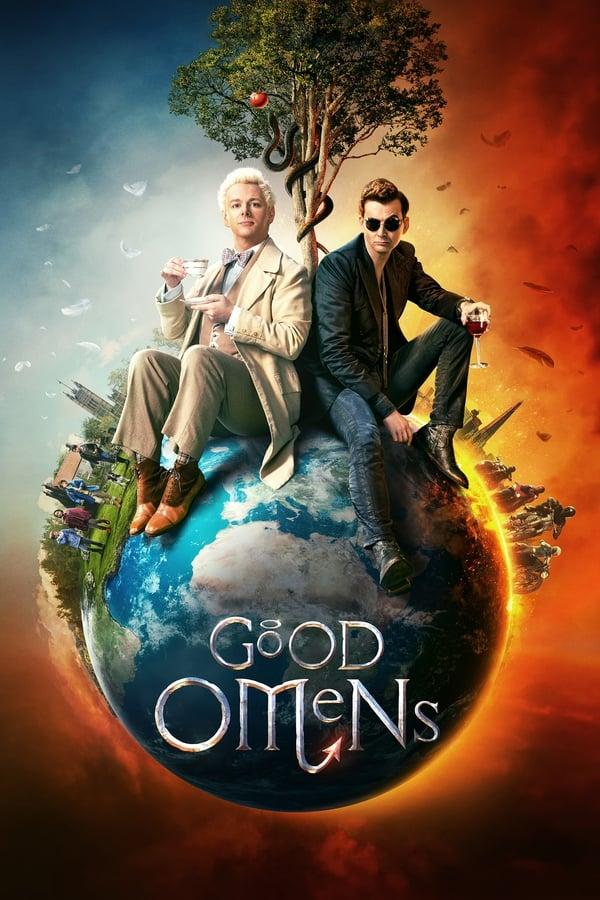 Assistir Good Omens Online