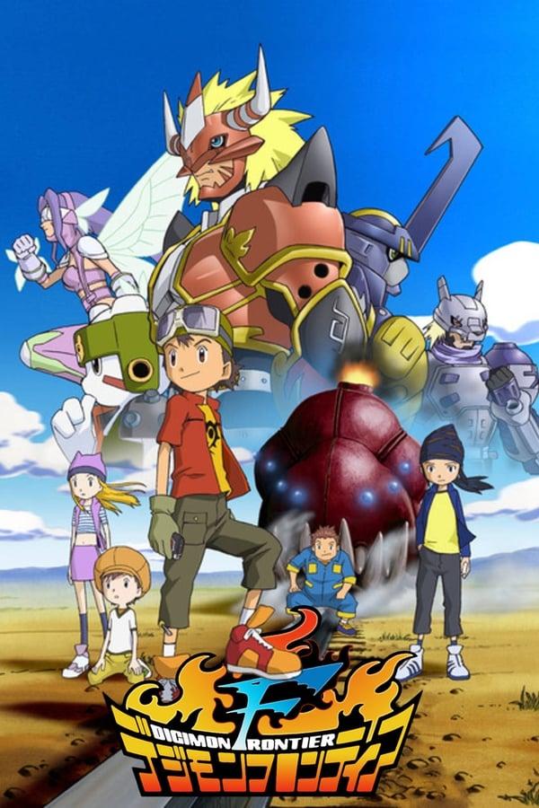 Assistir Digimon Frontier