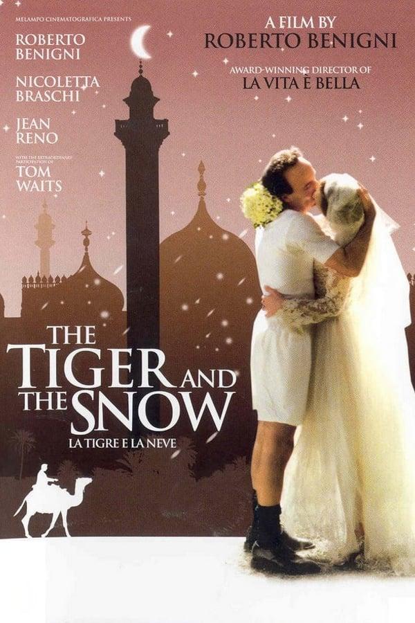 Tigras ir sniegas