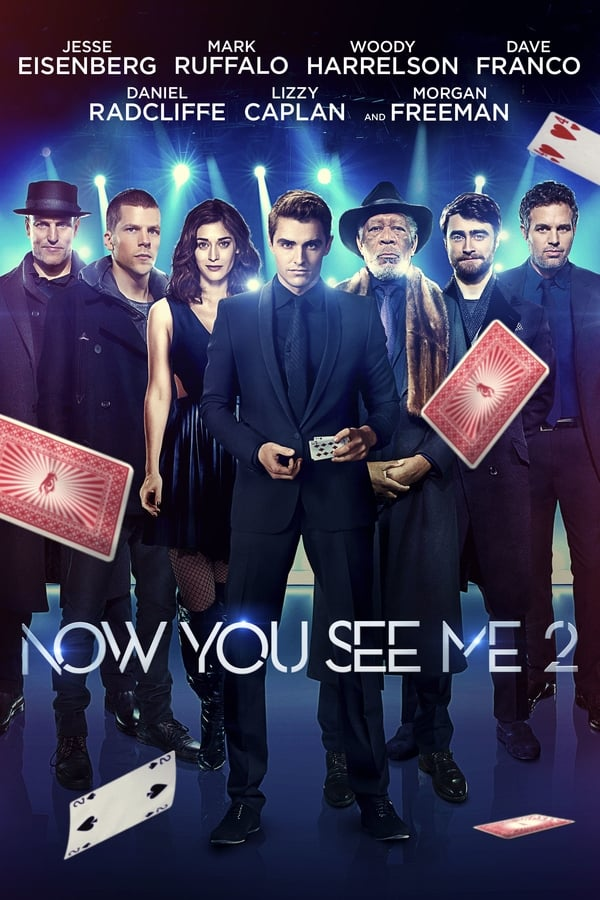 |GR| Now You See Me 2 (SUB)