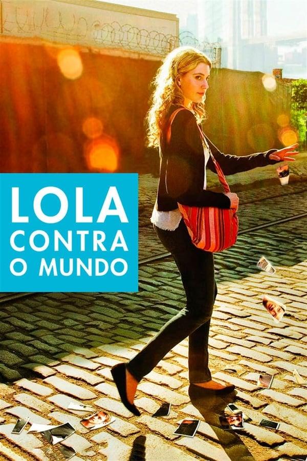 Lola Contra o Mundo poster, capa, cartaz