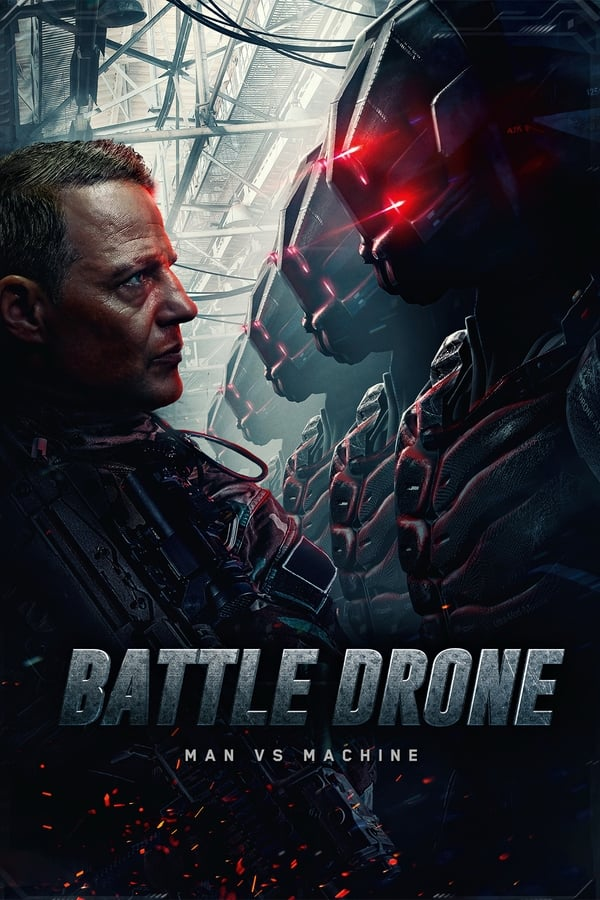 Battle Drone (Hindi Dubbed)