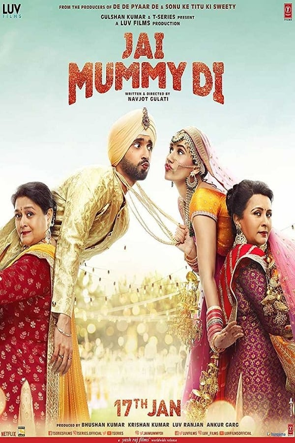 Jai Mummy Di (2020) Hindi Full Movie 720p PRE-DVD | 480p |  1.17 GB, 400 MB | Download | Watch Online | Direct Links | GDrive