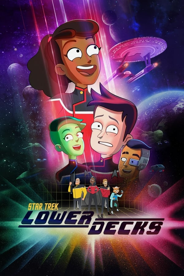 Star Trek: Lower Decks Poster