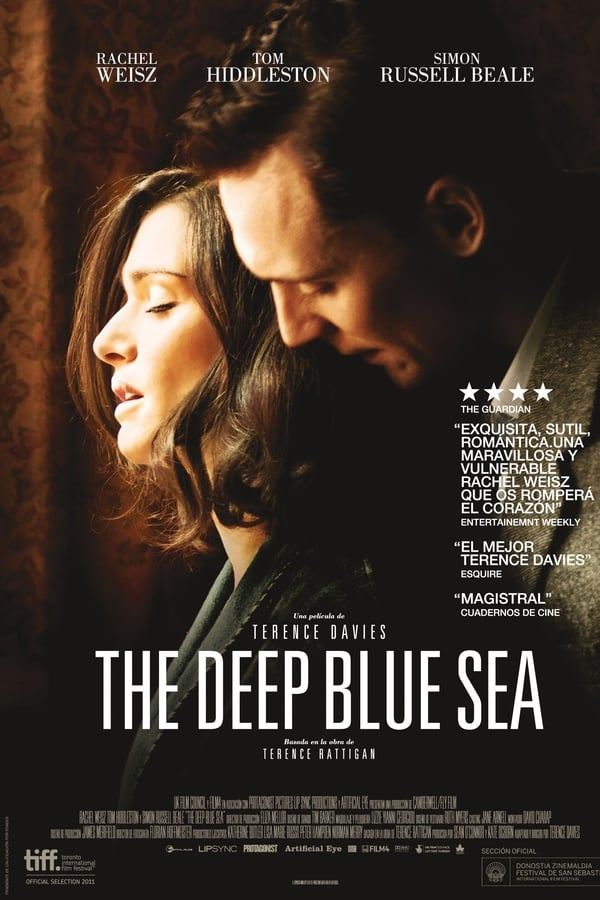 The Deep Blue Sea (El profundo mar azul)