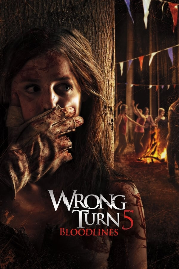 Wrong Turn 5: Bloodlines(2012) English | x264 bluray rip | 720p | 480p | Download | Watch Online | GDrive | Direct Links