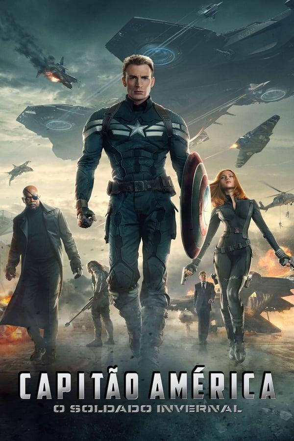 Assistir Capitão América: O Soldado Invernal Online