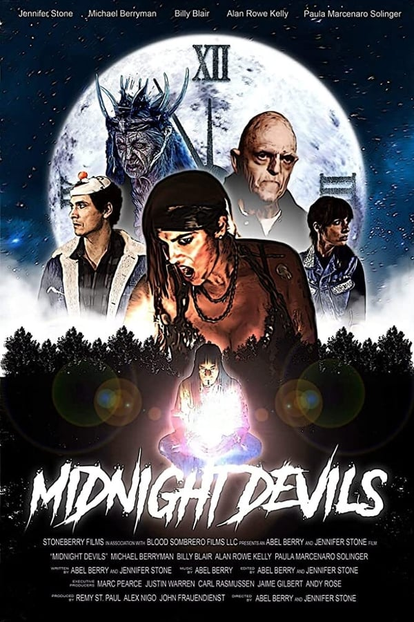Midnight Devils (2019) UNRATED 720p WEBRip [Dual Audio] [Hindi – English] x264 AAC