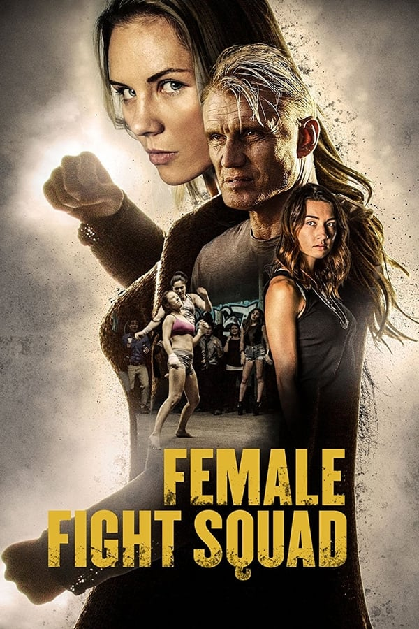 Female Fight Squad free soap2day