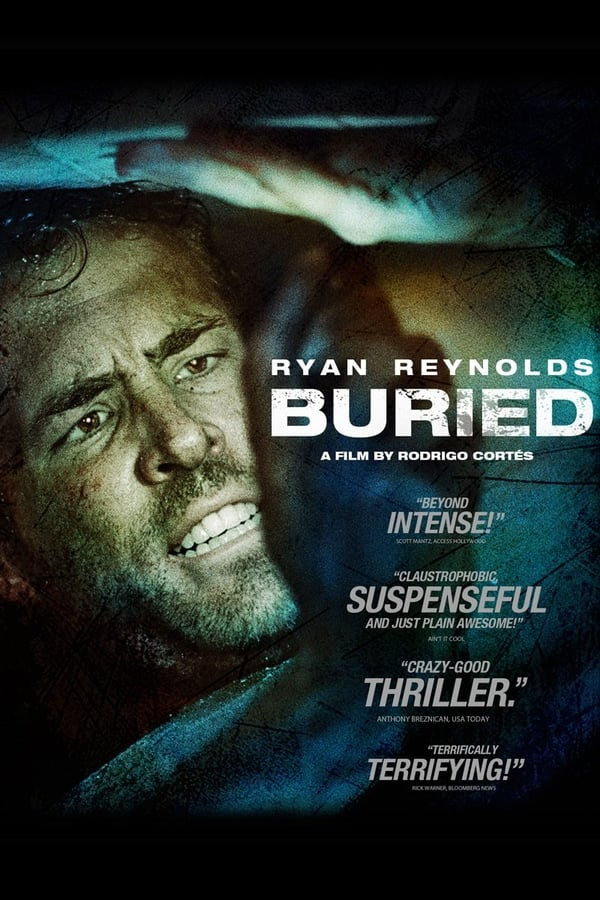 Buried (2010) 720p Bluray Dual Audio Original HIndi Dub+English