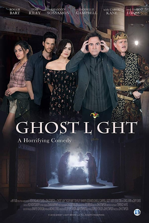 Baixar Ghost Light (2019) Dublado via Torrent