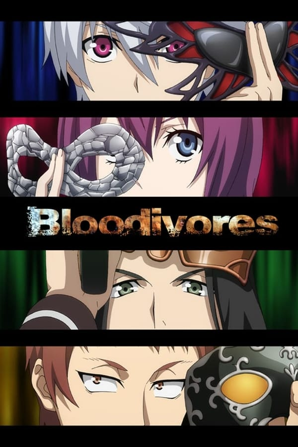 Assistir Bloodivores Online