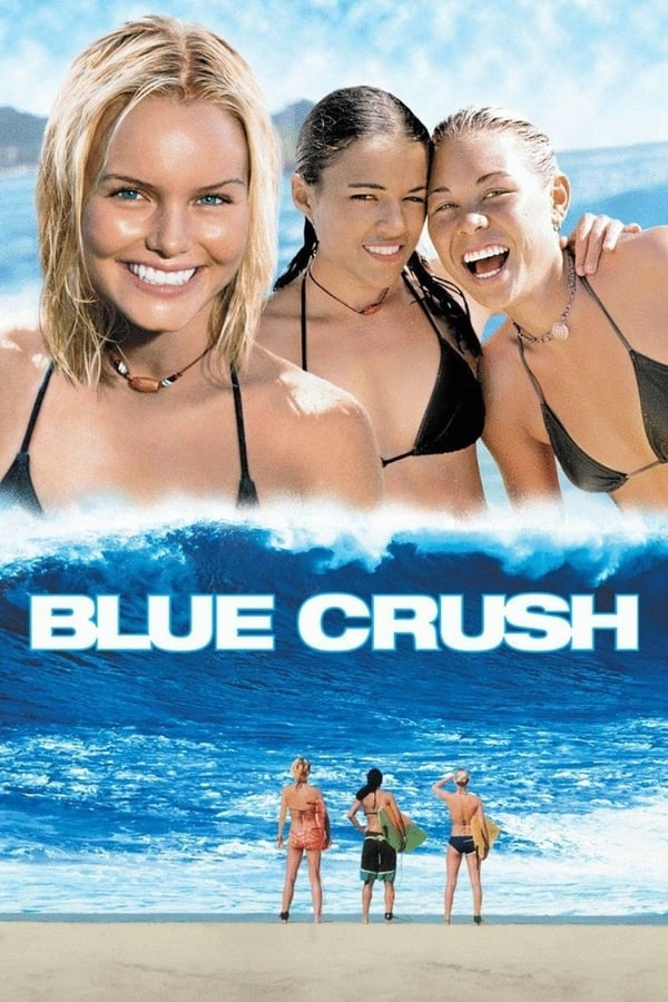Blue Crush (2002) Poster