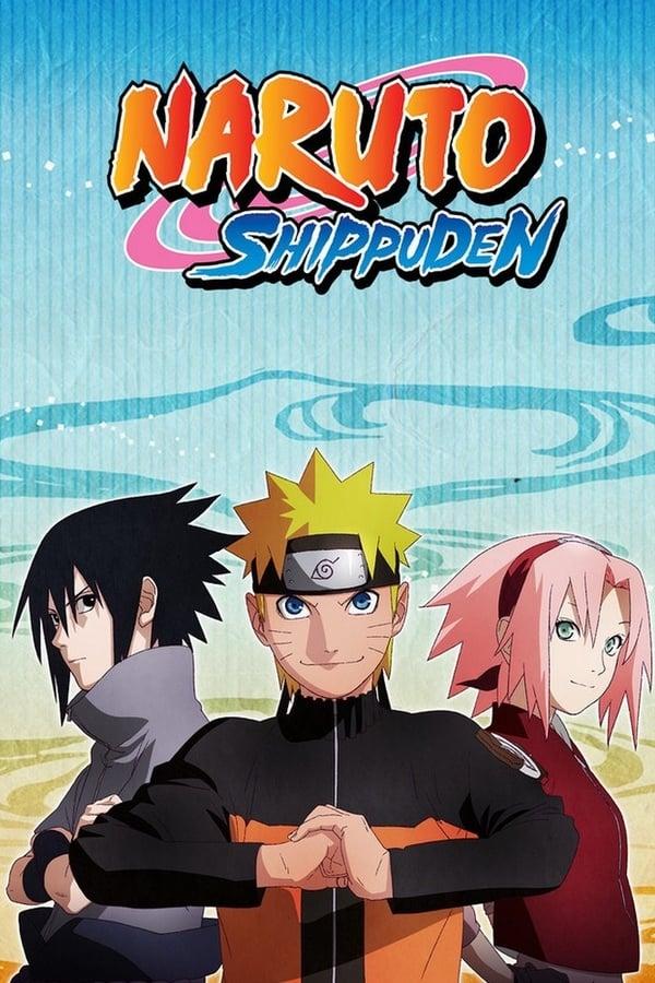 Assistir Naruto Shippuden! Online
