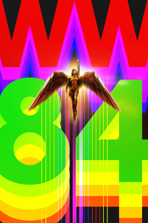 Wonder Woman 1984 (2020) 4K HDR [IMAX] WEB-DL Latino – CMHDD