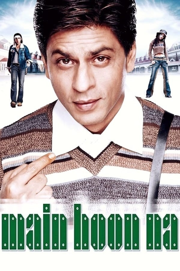 Main Hoon Na (2004) [Hindi DD5.1+ESub] | x264 10Bit BluRay | 1080p | 720p | 480p | Download | Watch Online | GDrive | Direct Links