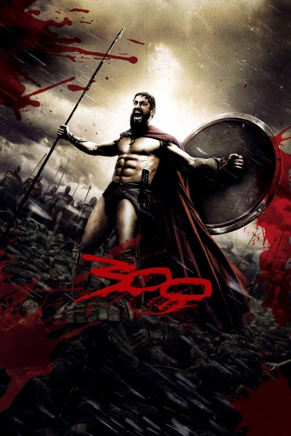 300 (2006) [Hindi 2.0+English 5.1] | Dual Audio | x264 BluRay | 1080p | 720p | Download | Watch Online | GDrive | Direct Links