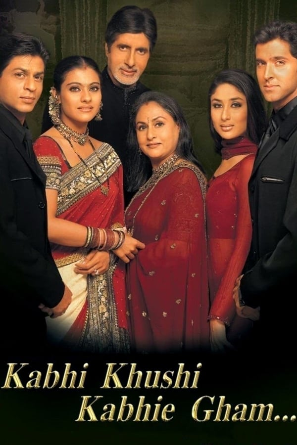Kabhi Khushi Kabhie Gham… (2001) Hindi 1080p | 720p | 480p | Blu-Ray | 3 GB, 1.5 GB, 630 MB | Download | Watch Online | Direct Links | GDrive