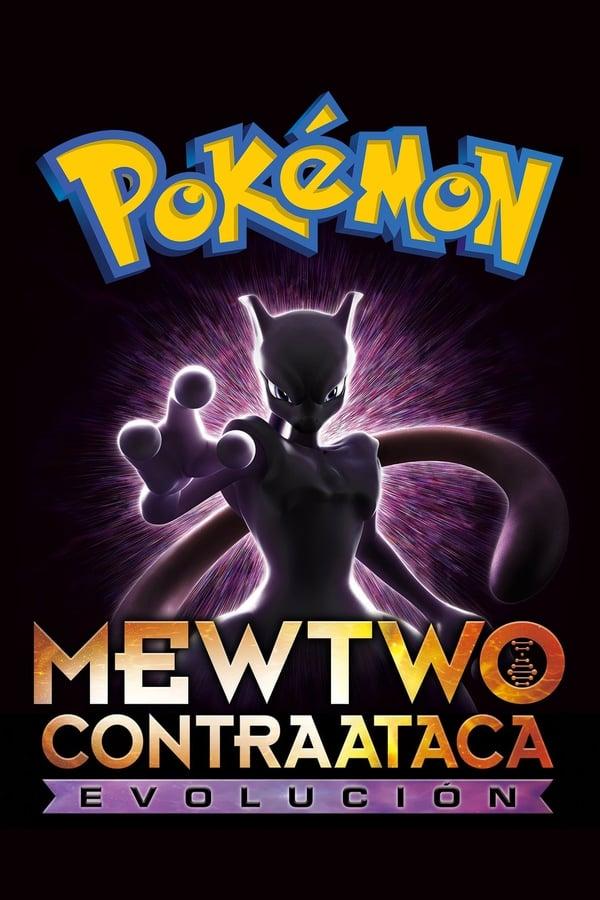 Imagen Pokémon Mewtwo Contraataca: Evolución