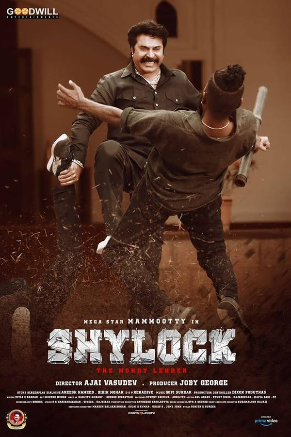 Shylock (2020) Malayalam | x265 10bit AMZN WEB-Rip HEVC | 1080p | 720p | 480p | Download | Watch Online | GDrive | Direct Links