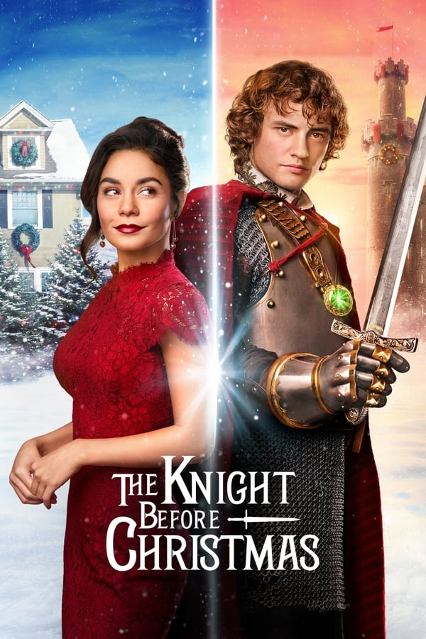 The Knight Before Christmas (2019) Hindi + English [Dual Audio] 1080p WEB-DL | 720p | 480p WEB-DL | 1.45 GB, 1 GB, 400 MB | Download Hindi Dubbed Movie | Watch Online | Direct Links | GDrive