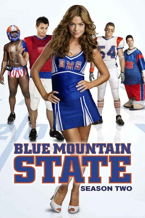 Mėlynųjų kalnų koledžas (2 sezonas) / Blue Mountain State (Season 2) serialas online nemokamai