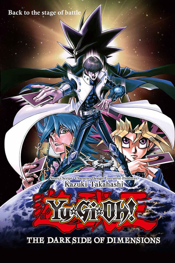 Assistir Yu-Gi-Oh!: The Dark Side of Dimensions Online