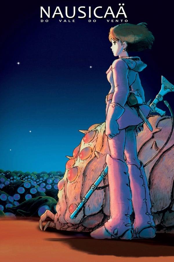 Nausicaä: A Princesa do Vale dos Ventos